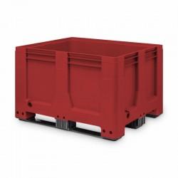 BigBox Maxilog 3 semelles Brun Rouge