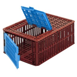 Cage à volailles allibert 55280