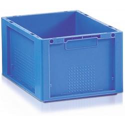 Bac plastique bleu