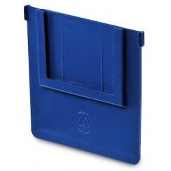 Séparateur 94x80 bleu pour bac divisible (lot de 10)
