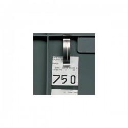 Porte-étiquette clipsable OPE90