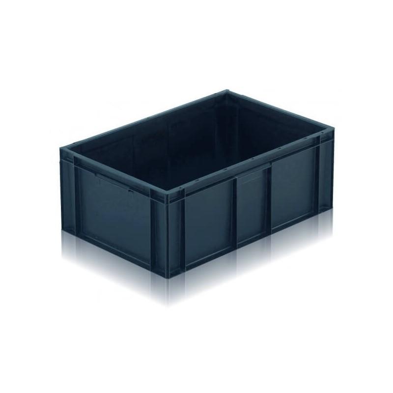 Bac plastique manutention et stockage