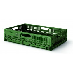 Caisse plastique fruits et legumes