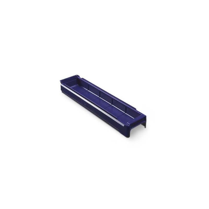 Bac plastique petite piece 500x115x62