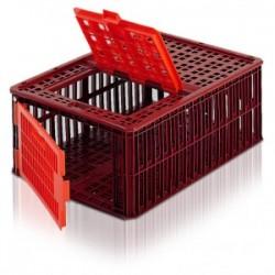 cage de transport de volaille