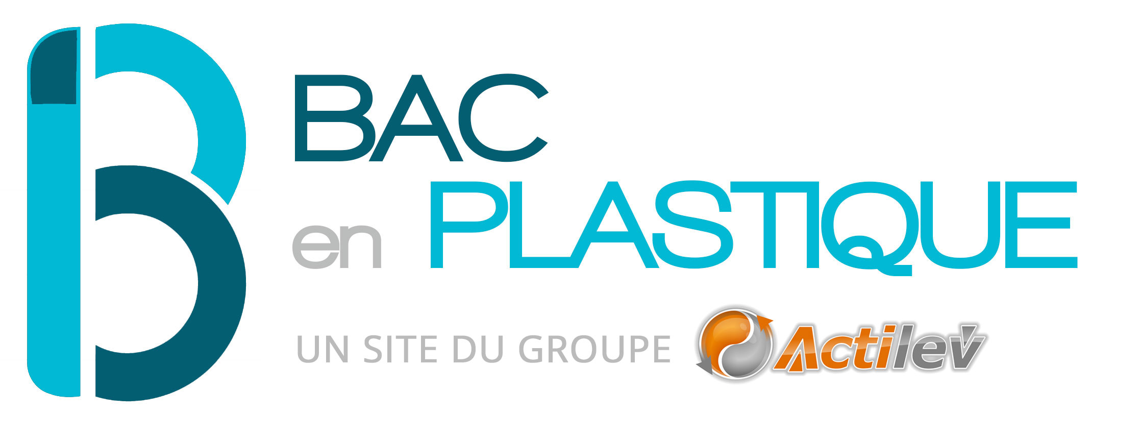 Bac en plastique allibert