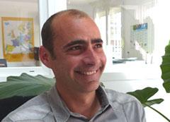 Frederic Berneron responsable logistique sas actilev charente en poitou-charente